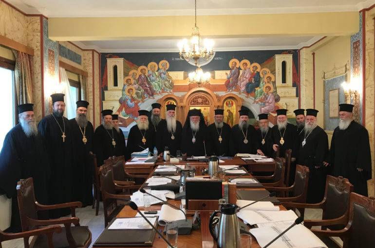 Синод  Елладської церкви  підтвердив канонічність надання  автокефалії ПЦУ