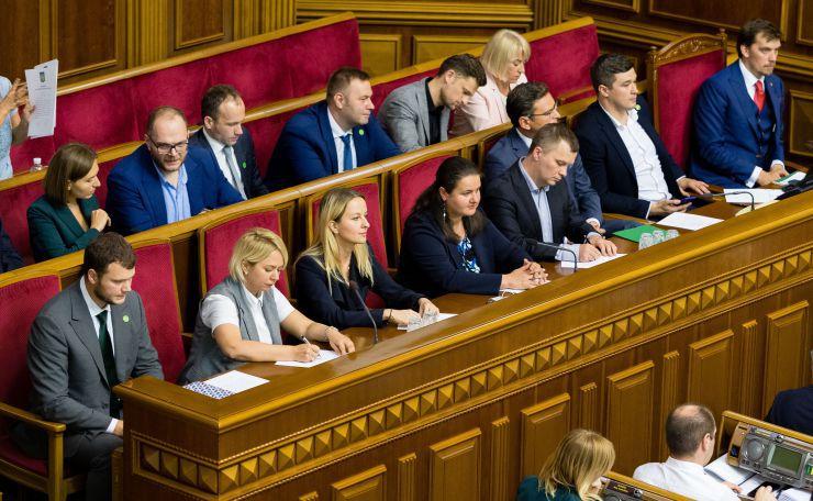 Про формування складу Кабінету Міністрів України