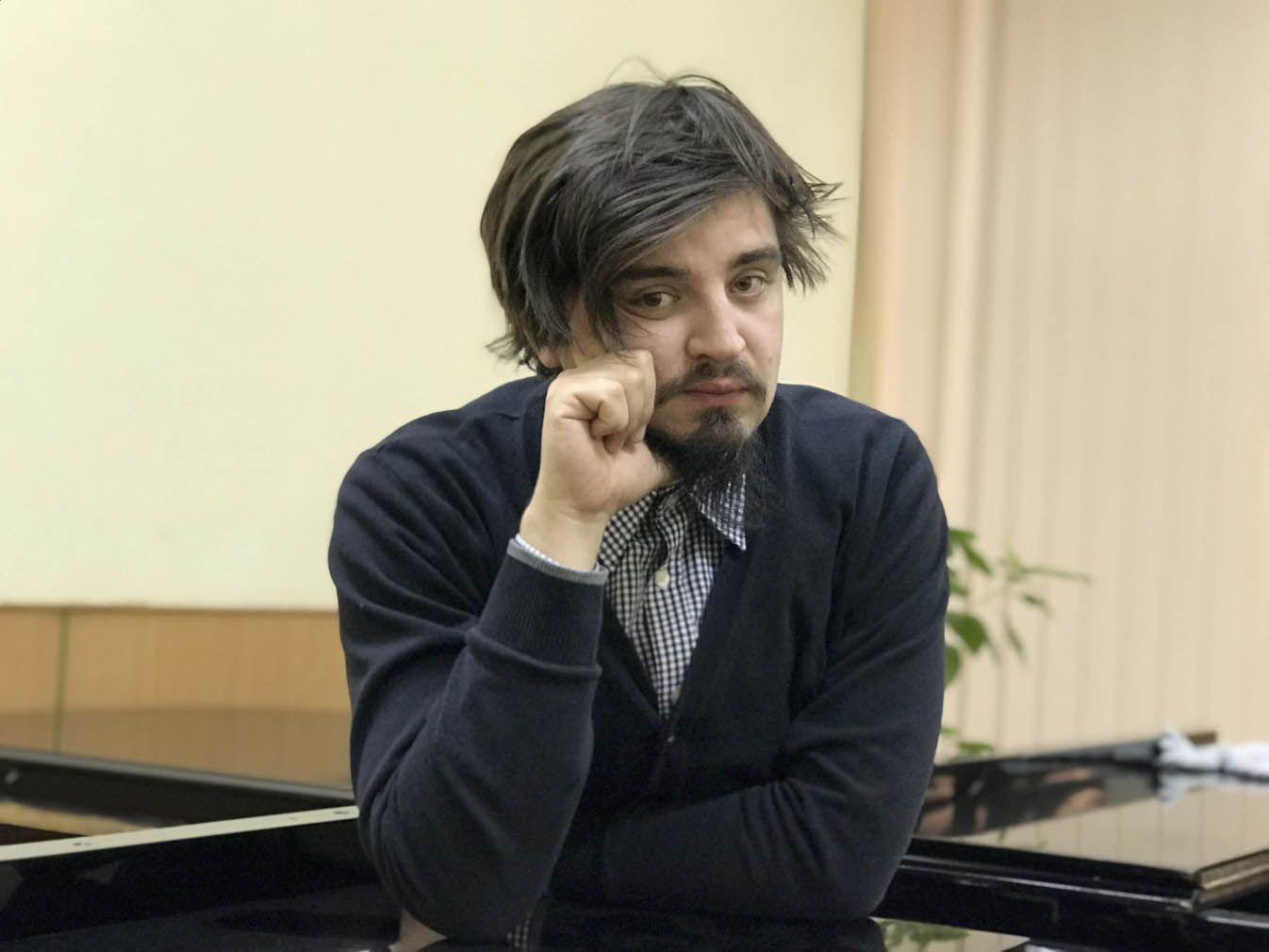 Володимир Машіка: На мене припадає п'яте покоління музикантів нашого роду...