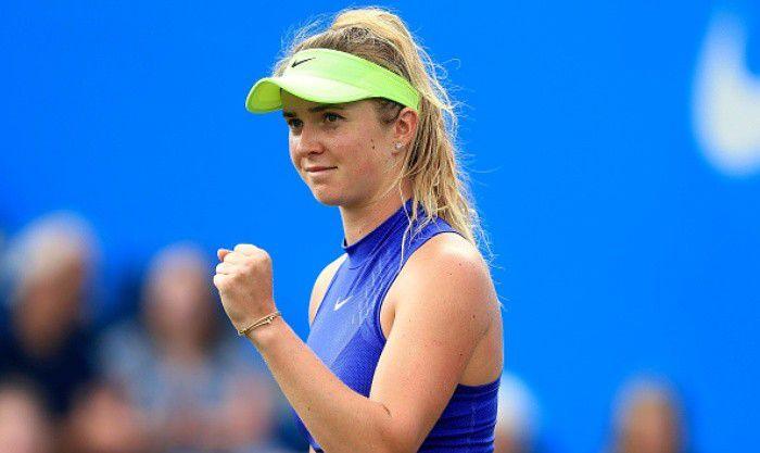 Світоліна вперше в кар'єрі вийшла до 1/4 фіналу US Open