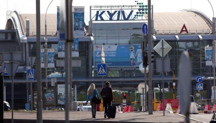 З аеропорту «Київ» рейси перенесли в «Бориспіль»