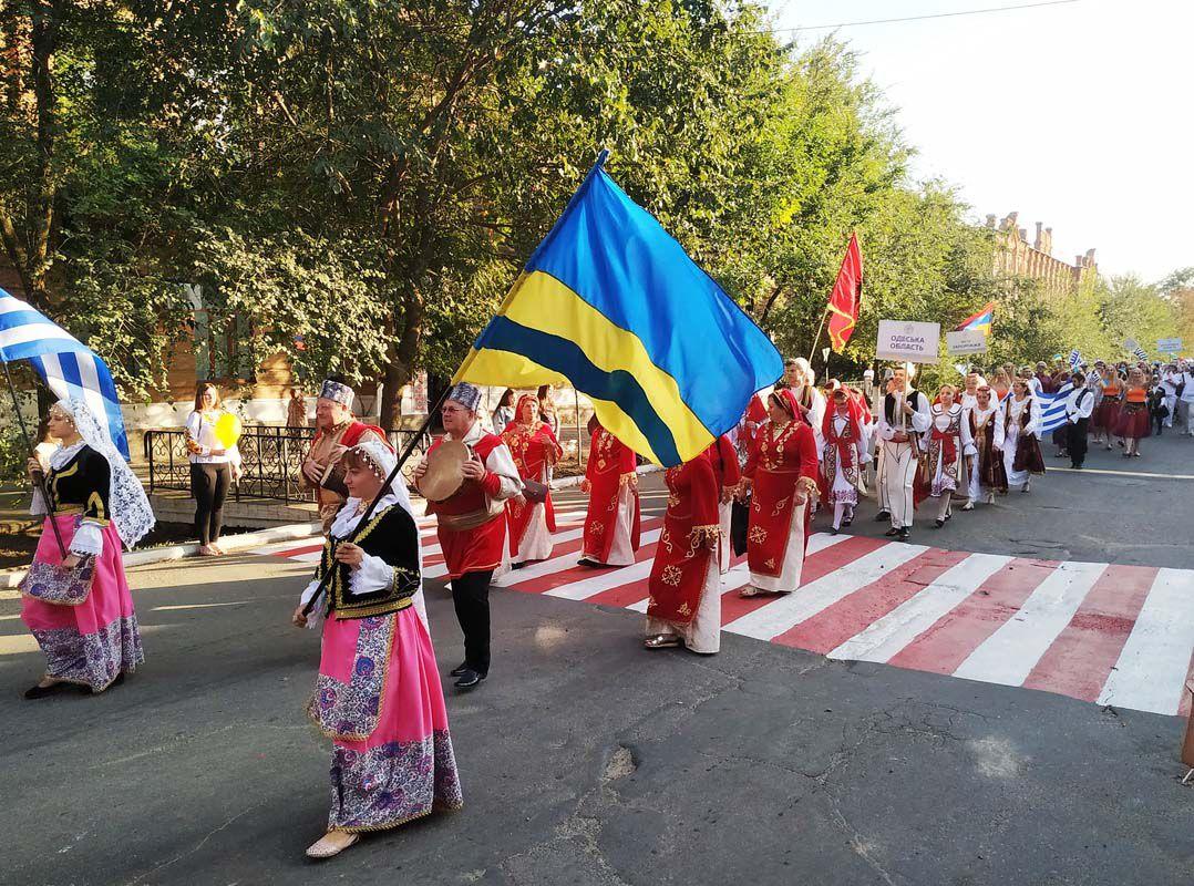 У Приморську після шестирічної перерви фестиваль відродився