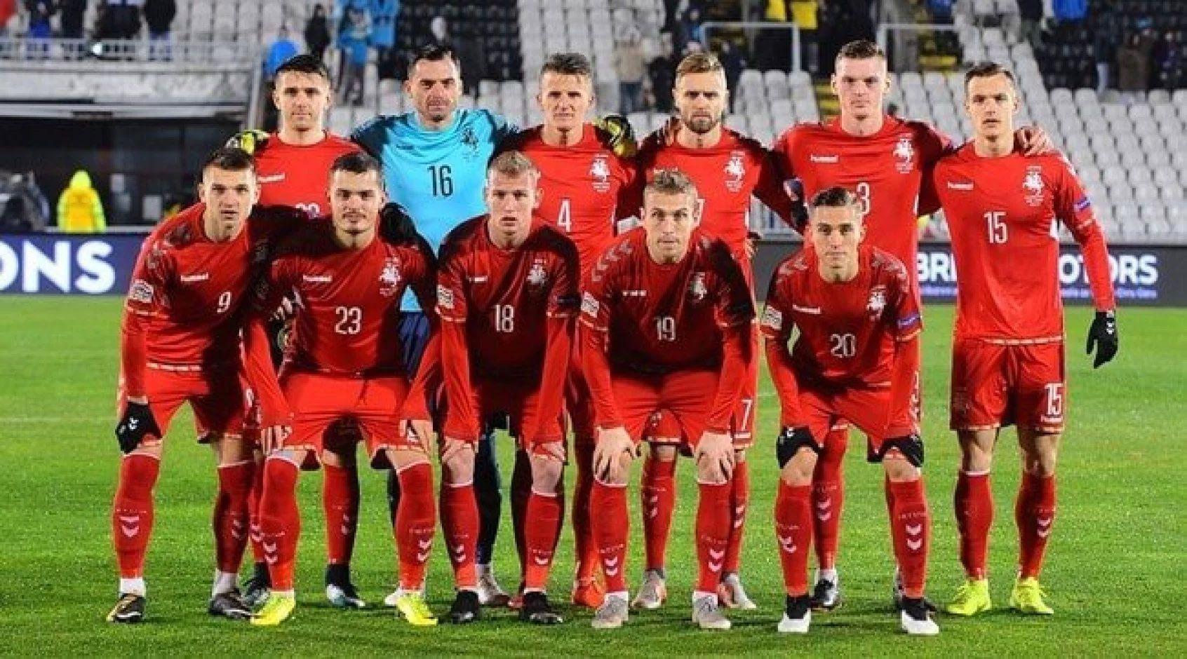 Литовцы будут стараться действовать амбициозно, агрессивно и самоотверженно