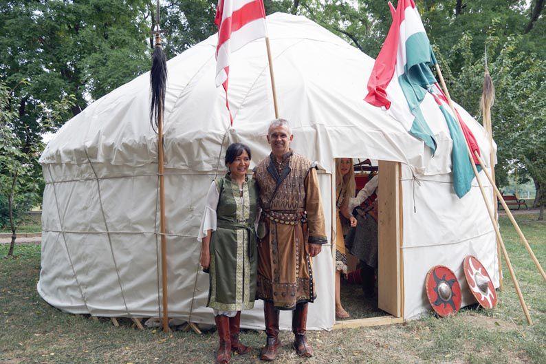 В Ужгороді знайомилися  з чеською та угорською культурами