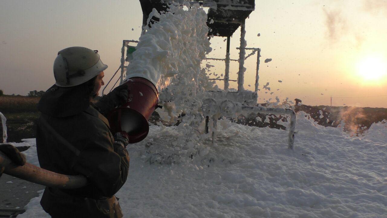 На Сумщині газових паліїв викрили за добу