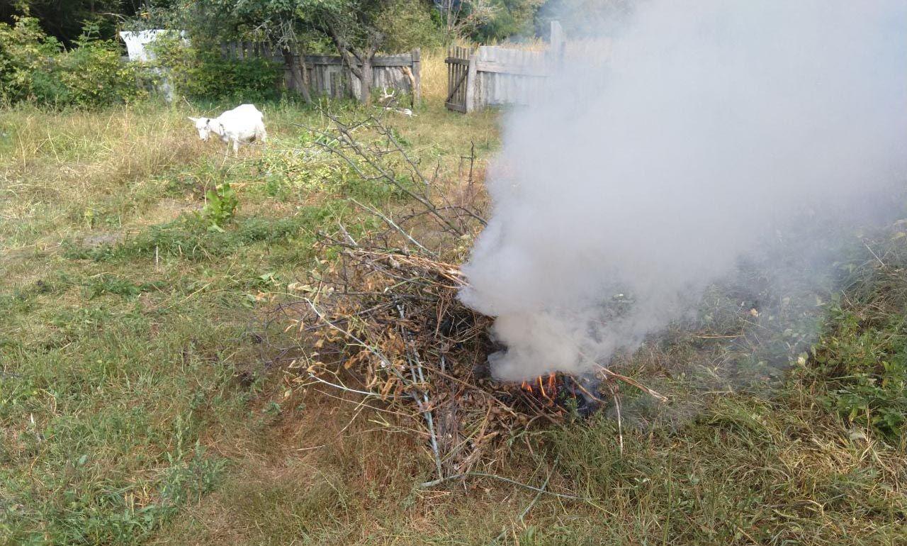 Черниговская область: Загрязнил воздух — отвечай