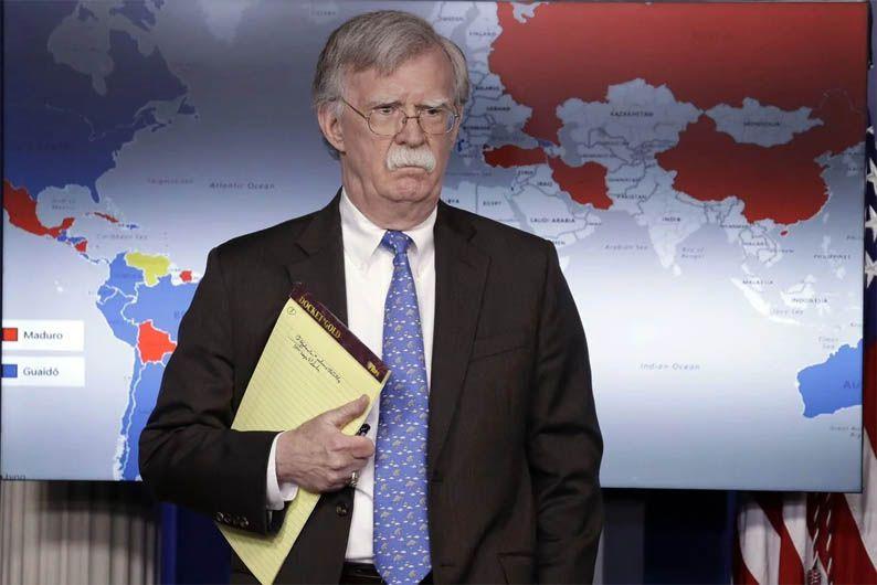 Відставка  Джона Болтона  не означає  зміни позиції США  на міжнародній арені