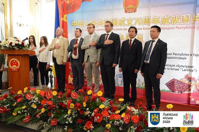 Дні Китаю відбулися у Львові та Ужгороді