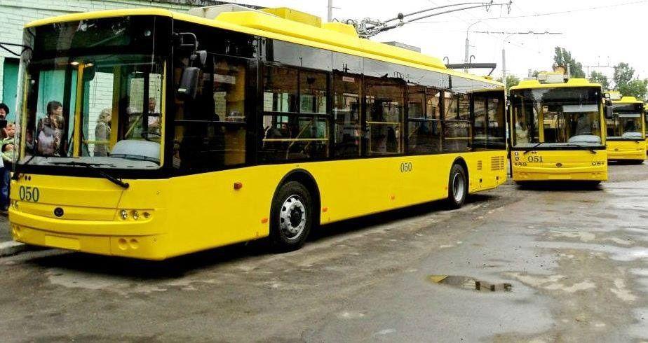 У Сумах тролейбус — це не лише громадський транспорт,  а й ресторан та весільний салон