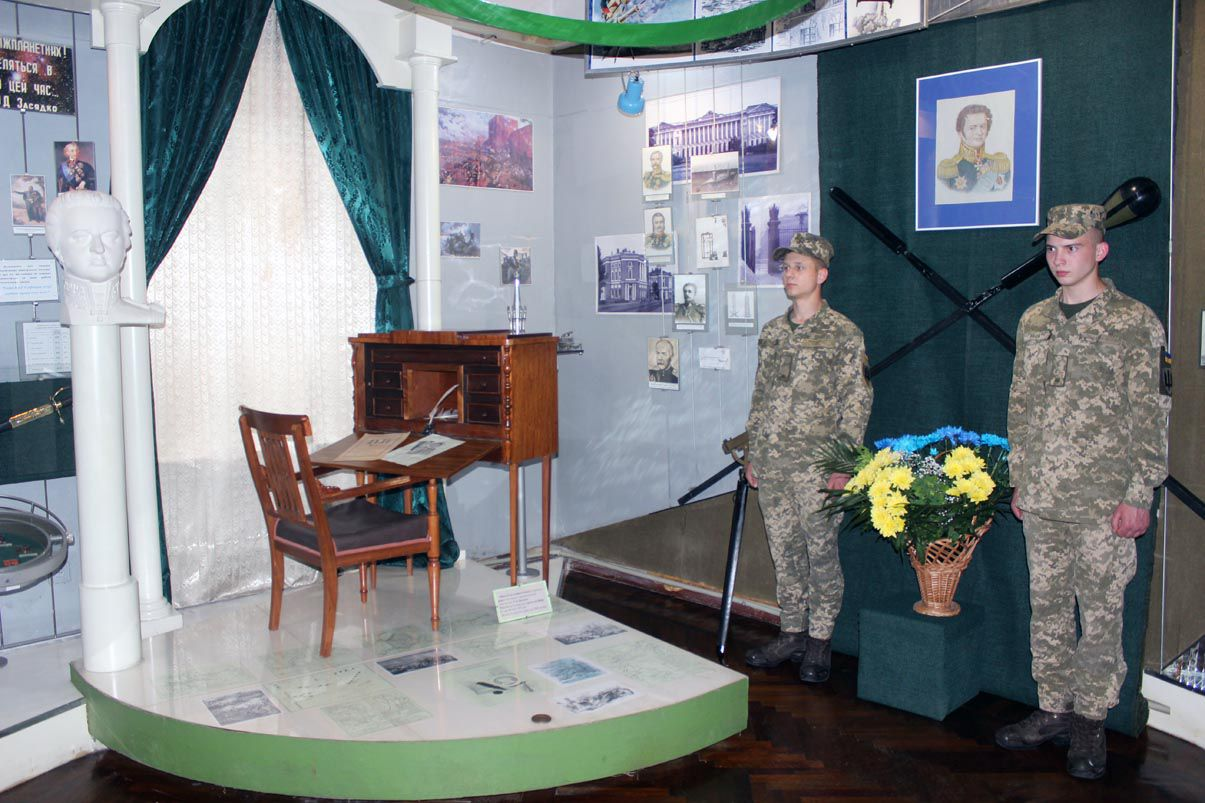 Александр Засядко: от казацкой сабли — до боевой ракеты