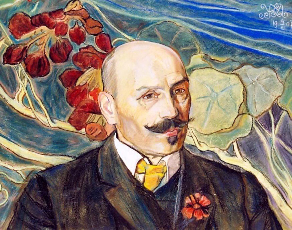 Михаил Коцюбинский – праздничный человек украинской литературы
