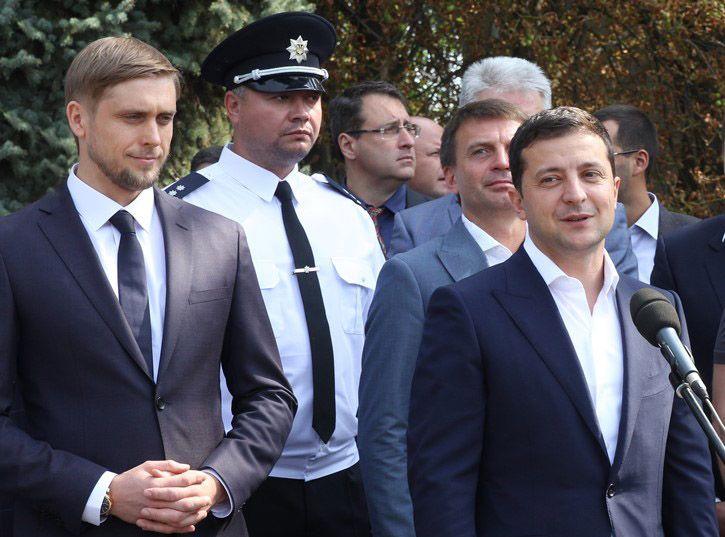 Президент представил нового председателя Днепропетровской ОГА