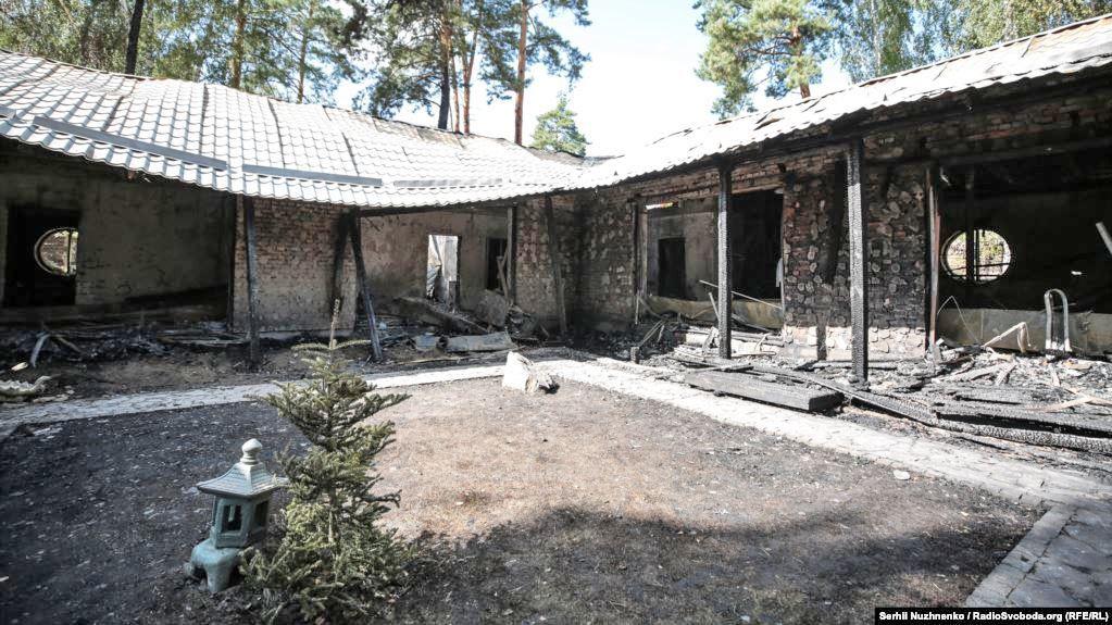 СБУ и ГПУ приобщились к расследованию факта поджога дома экс-председателя НБУ