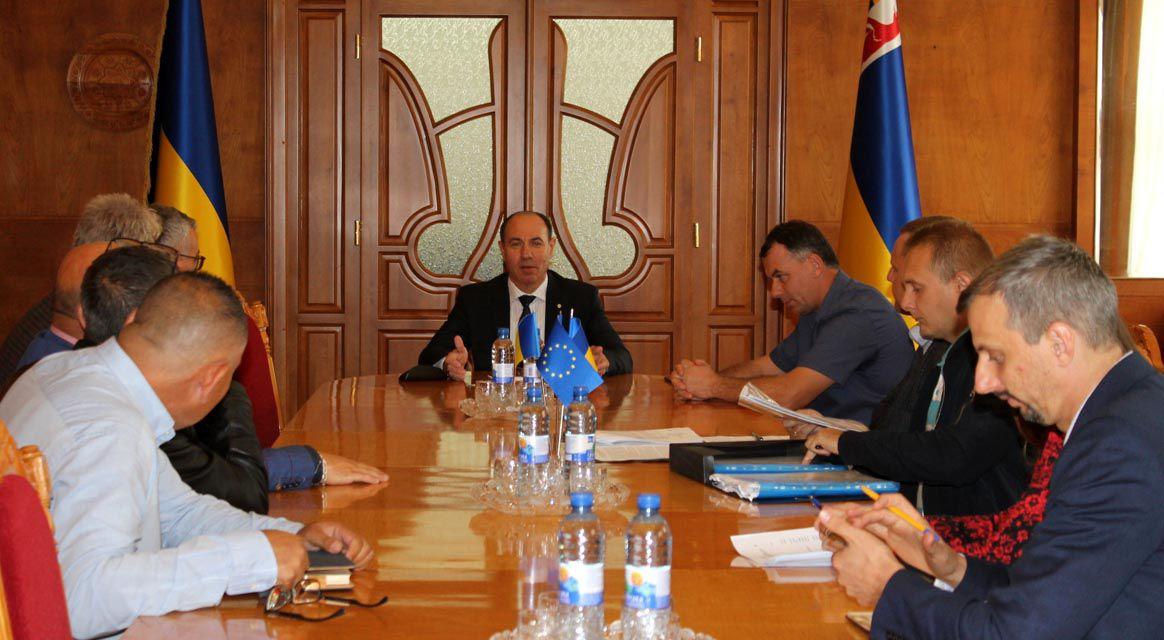 Румынская фирма пообещала устранить недоработки на Закарпатье