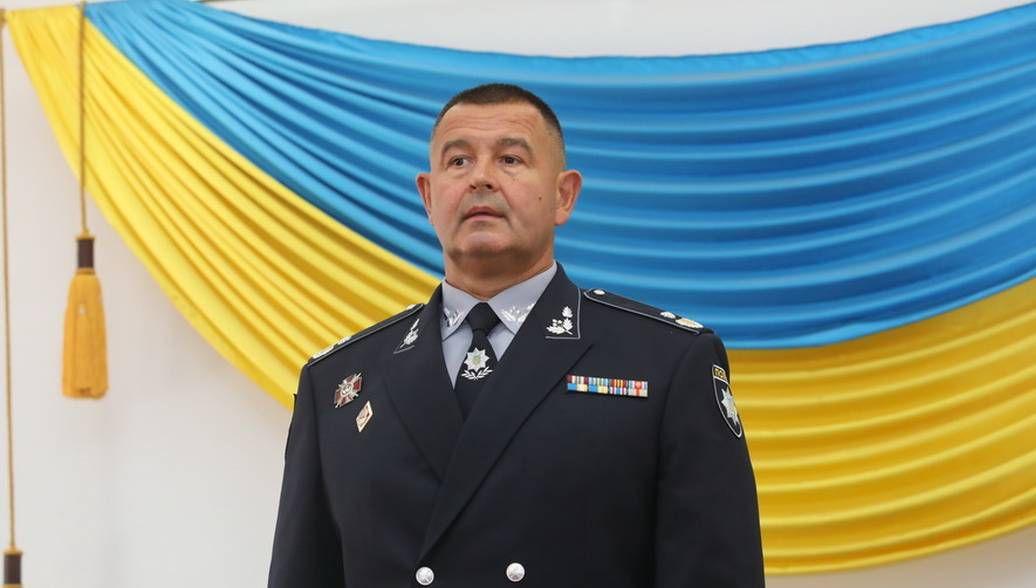 Поліцію Запорізькой області очолив Микола Лушпієнко