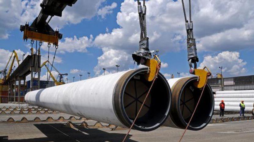 У Болгарії розпочалося прокладання  газопроводу  «Турецький потік»