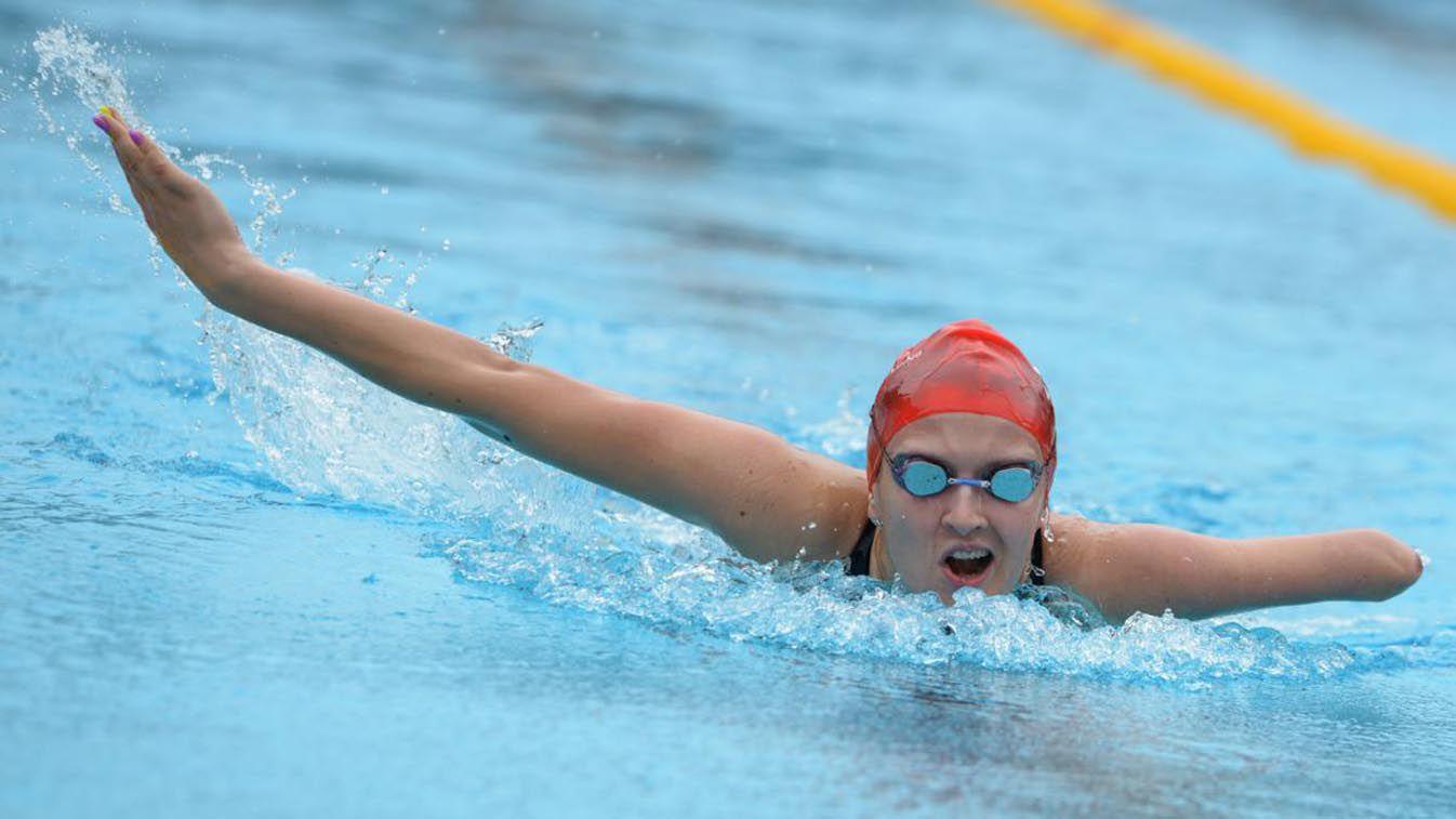 Дніпровські паралімпійці  привезли з чемпіонату  п'ять медалей