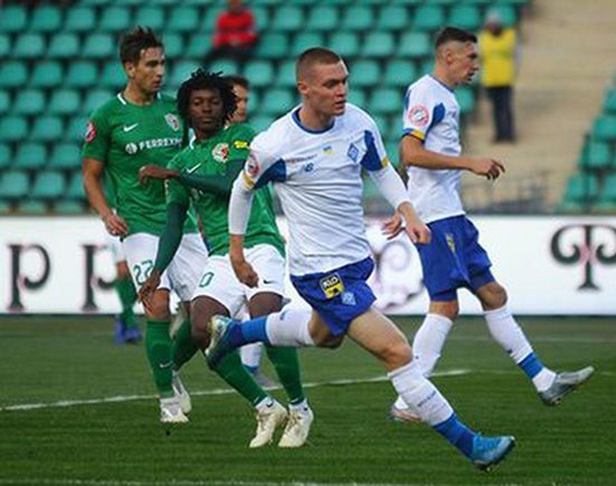 «Динамо» завершило полтавську «битву» розгромом