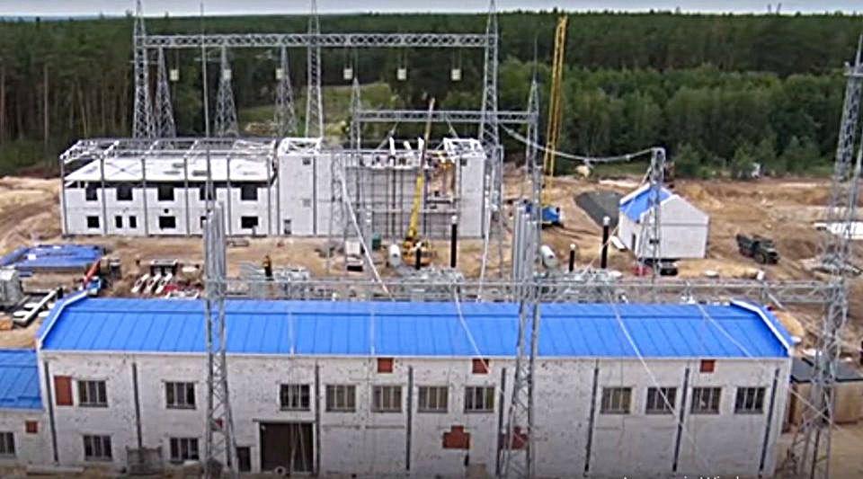 Зцілення дасть нова електропідстанція у Кремінній