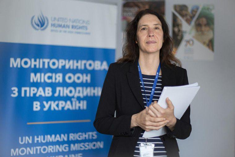 Говорили о правах человека в условиях боевых действий