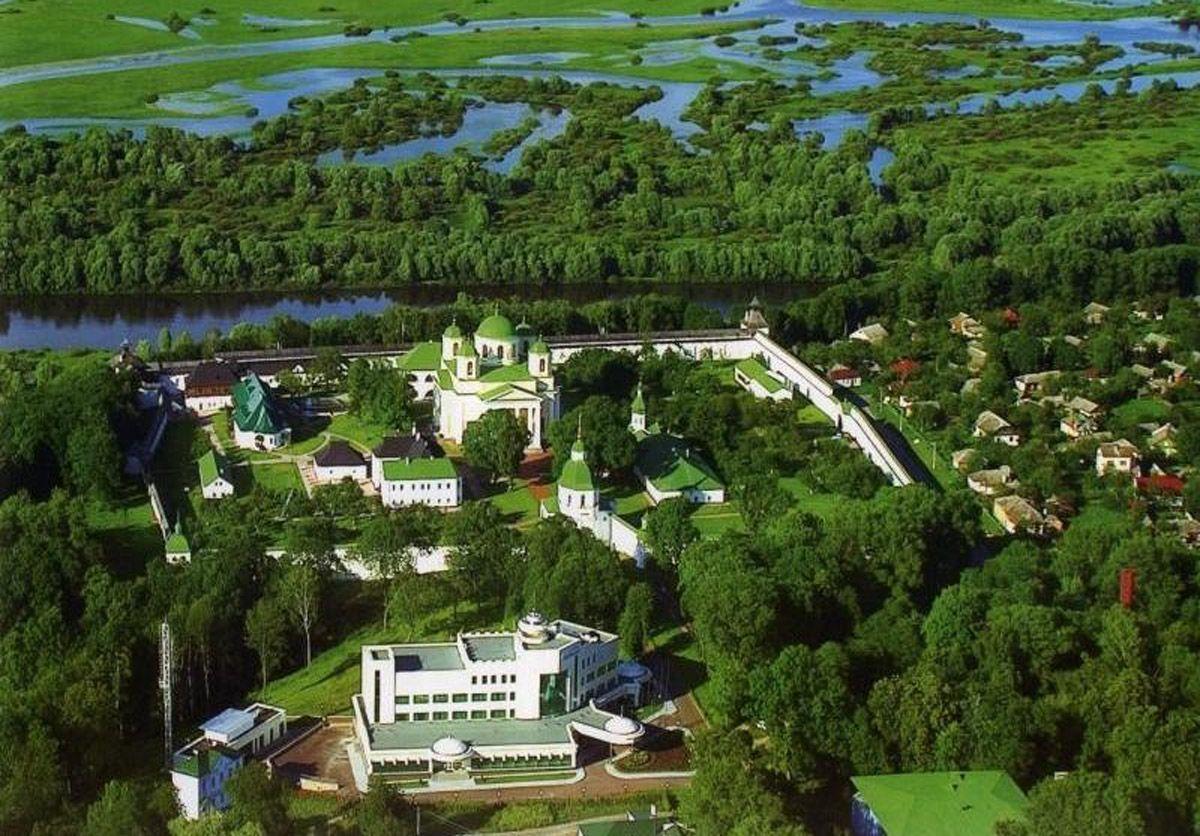 Новгород-Сіверський — унікальний заповідник старовини