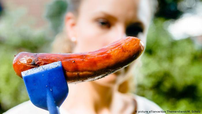 Німецька сосиска карівурст відзначає 70-річний ювілей