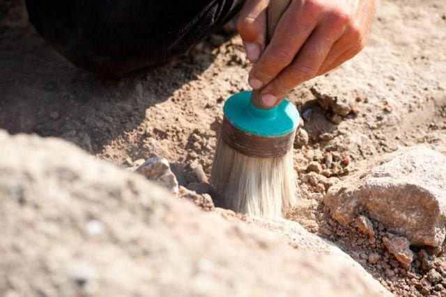 Розкопали невідому фортецю у Таврійському степу