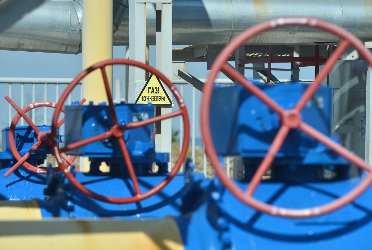 20,3 млрд куб. м природного газу Україна закачала у свої сховища
