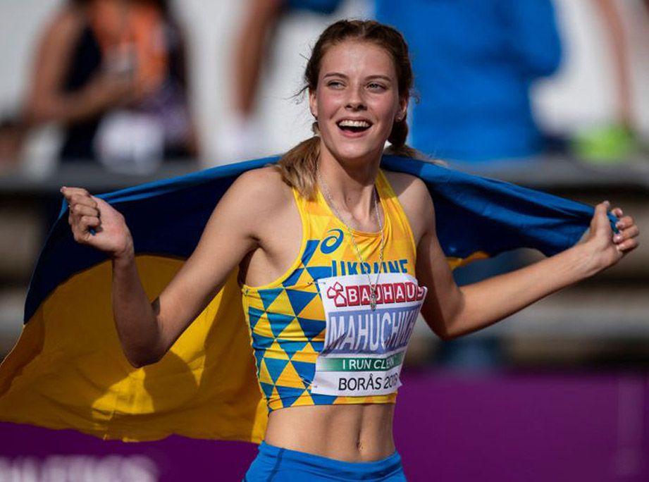 Юна українка Магучіх зі світовим рекордом U-20 виграла «срібло» дорослого ЧС