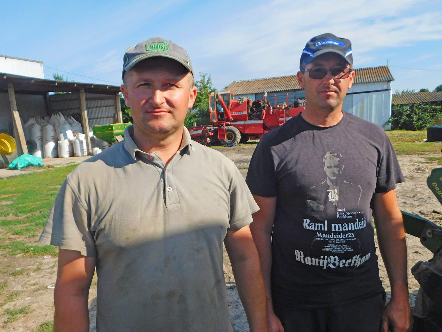 Свої остарбайтерські кошти дід вклав у фермерство онуків