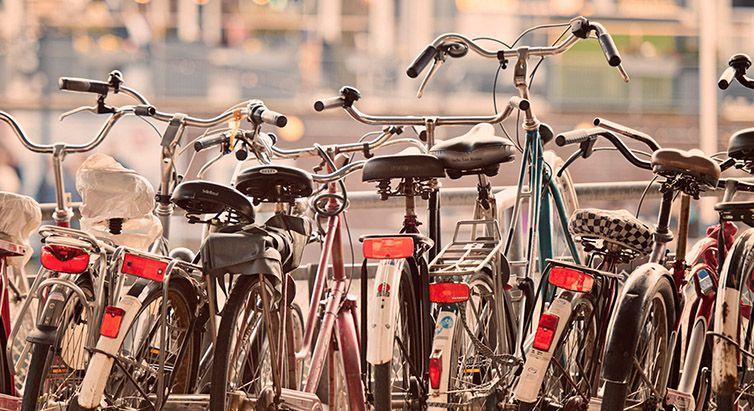 Бережіть велосипеди, бо їх крадуть!