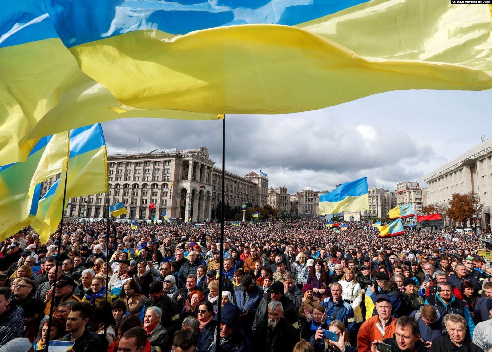 Єдина прийнятна формула — це «формула України»