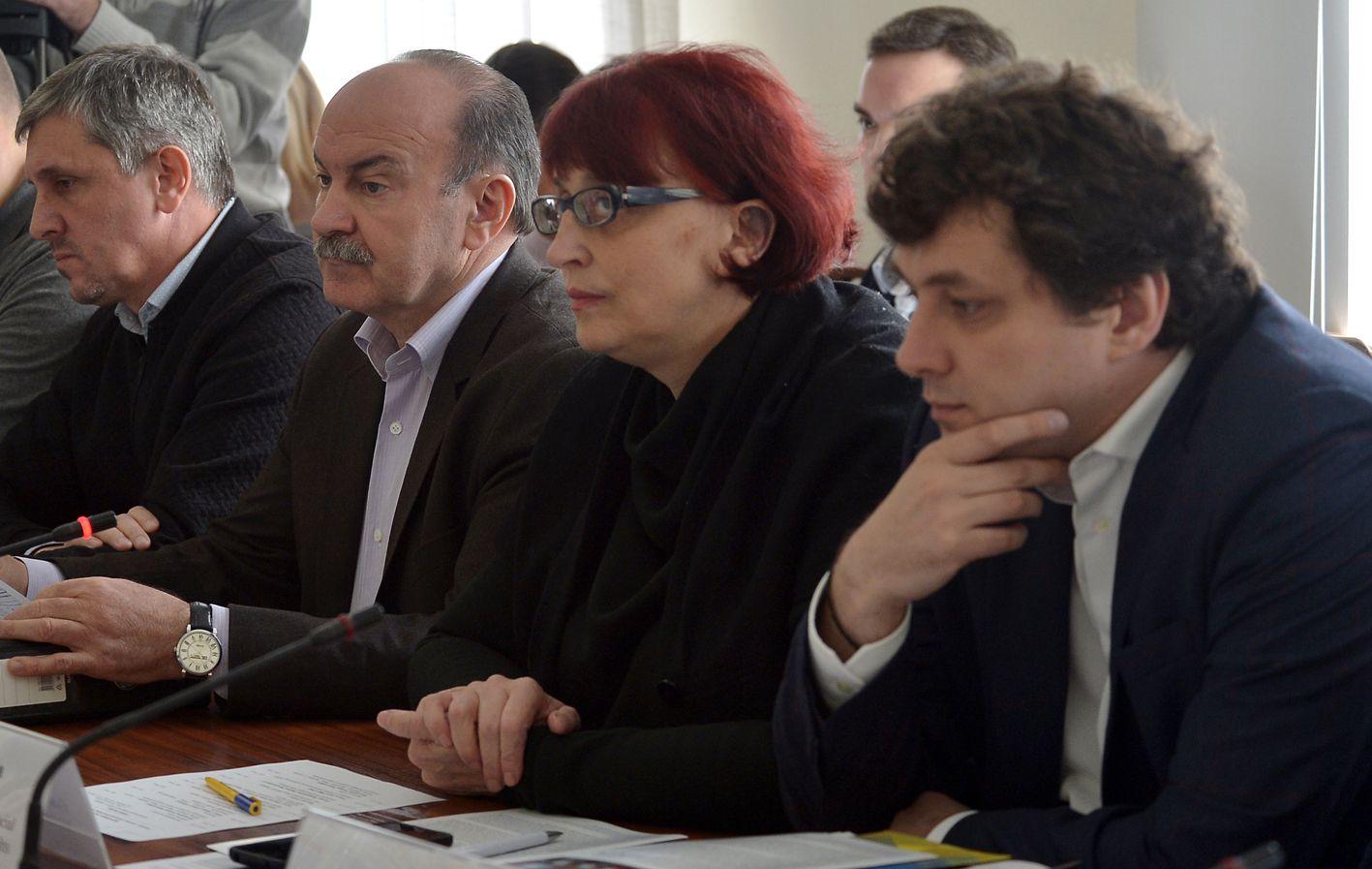 Відбулося засідання Комітету ВР з питань соцполітики