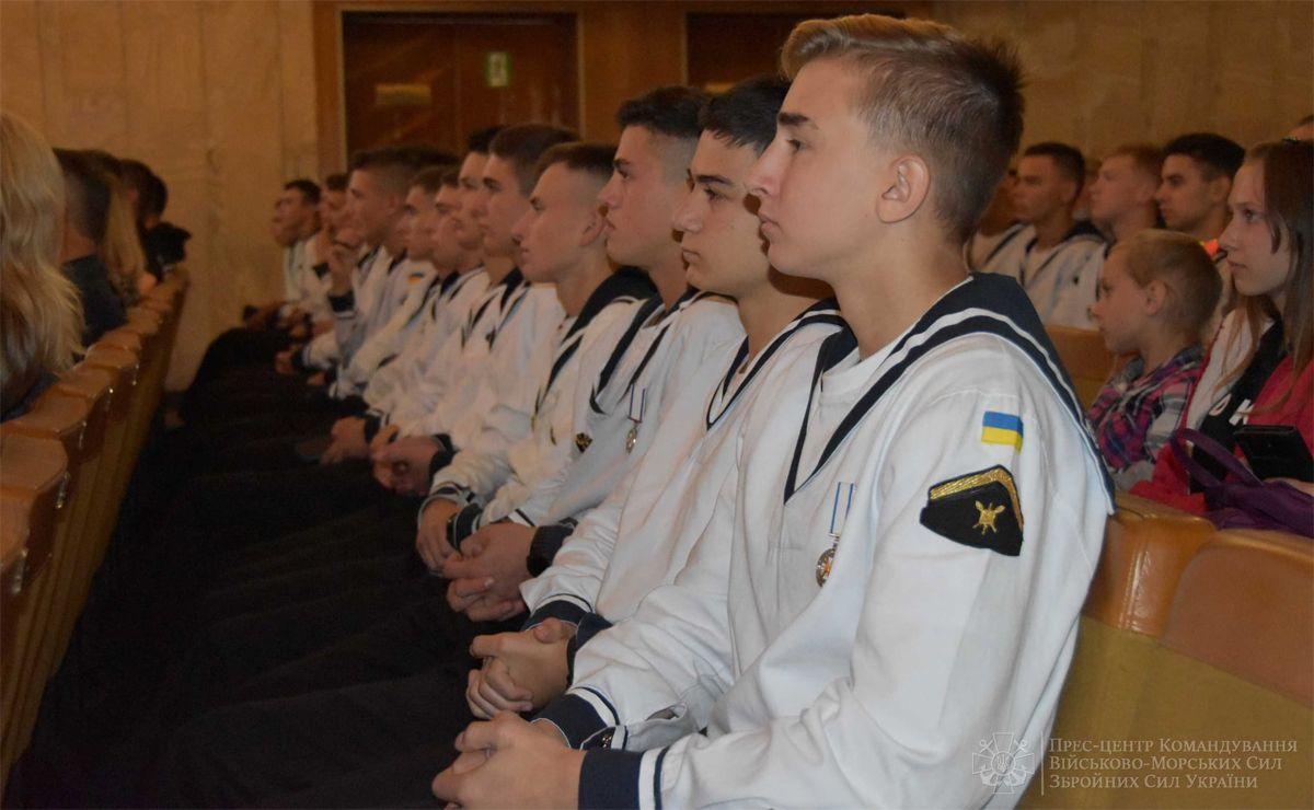 В Одесі ювілей відзначили нагородженням