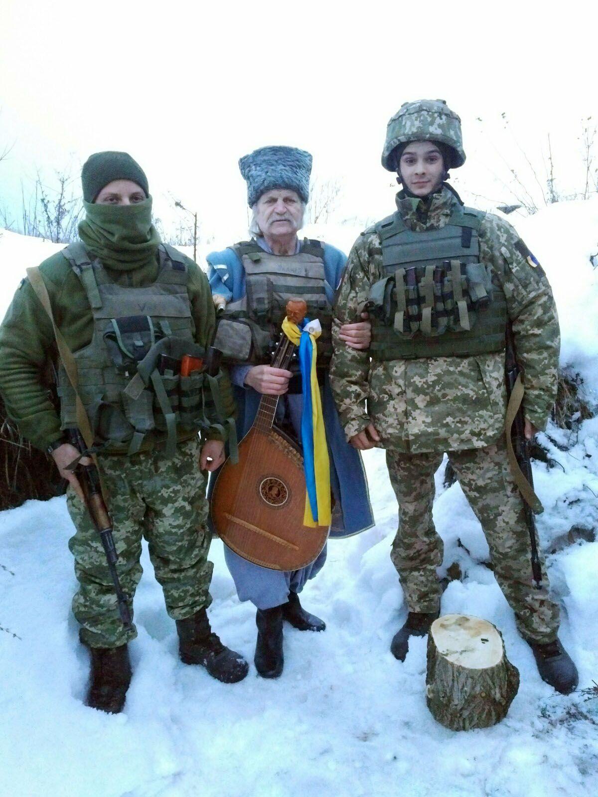 Василий Нечепа: Главное — сплотиться воедино
