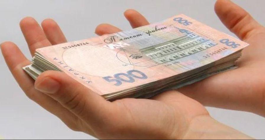 Рівень середньомісячної зарплати на Луганщині