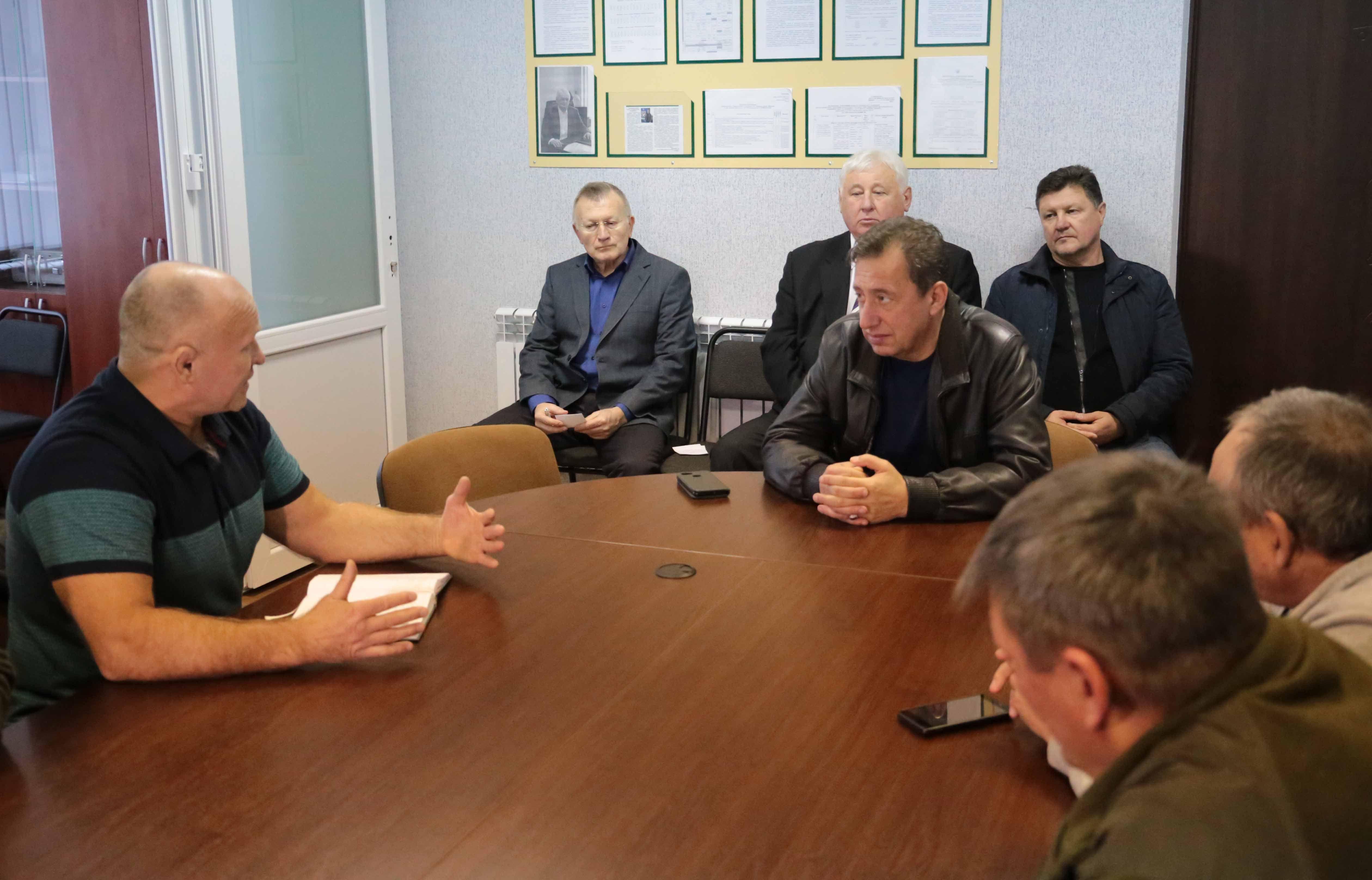 Учасники бойових дій відновлюють здоров'я у Рубіжному