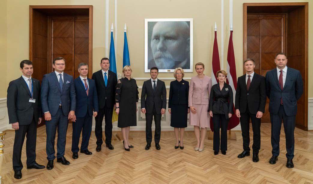 Латвия поддерживает нашу страну в вопросе «Северного потока-2»
