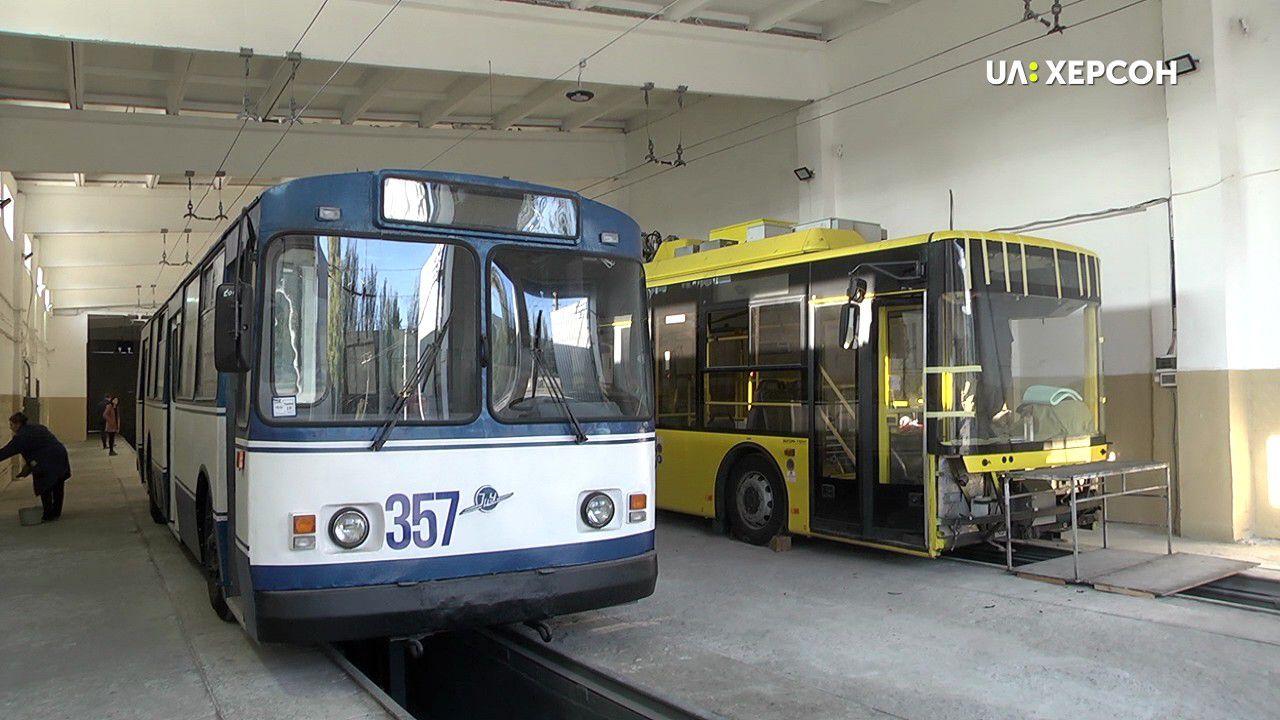 «Тролейбусному» кредиту у Херсоні дали зелене світло
