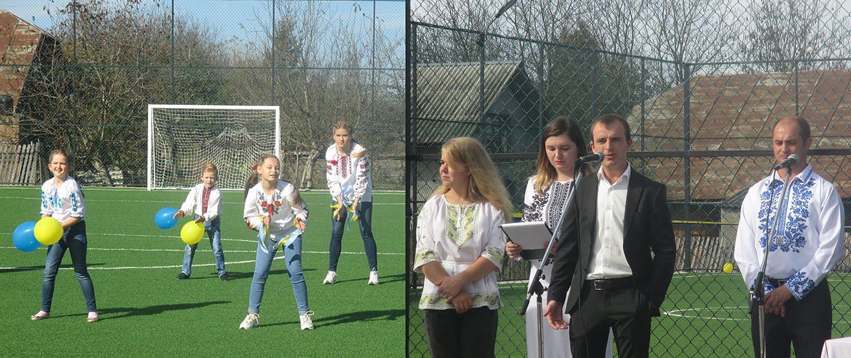У Хуторі-Будилові є умови для спортивних здобутків