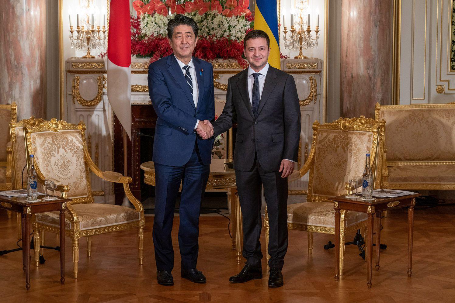 Владимир Зеленский примет участие в церемонии интронизации Императора Японии
