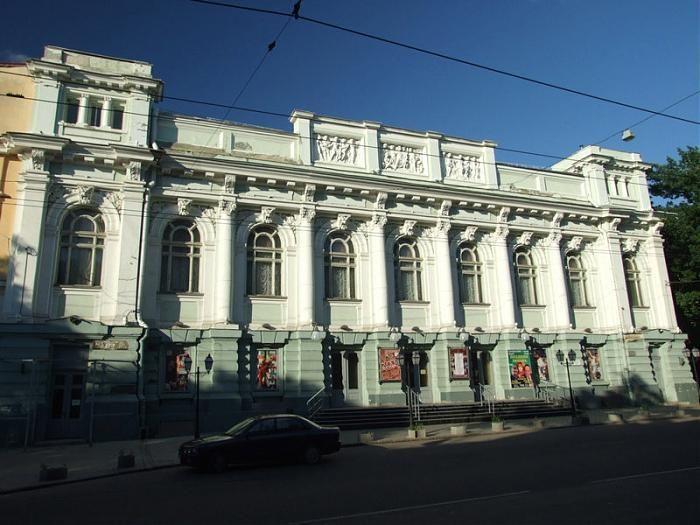 В Одессе театр закрывать не будут