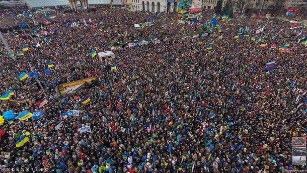 Створять департамент у справах Майдану