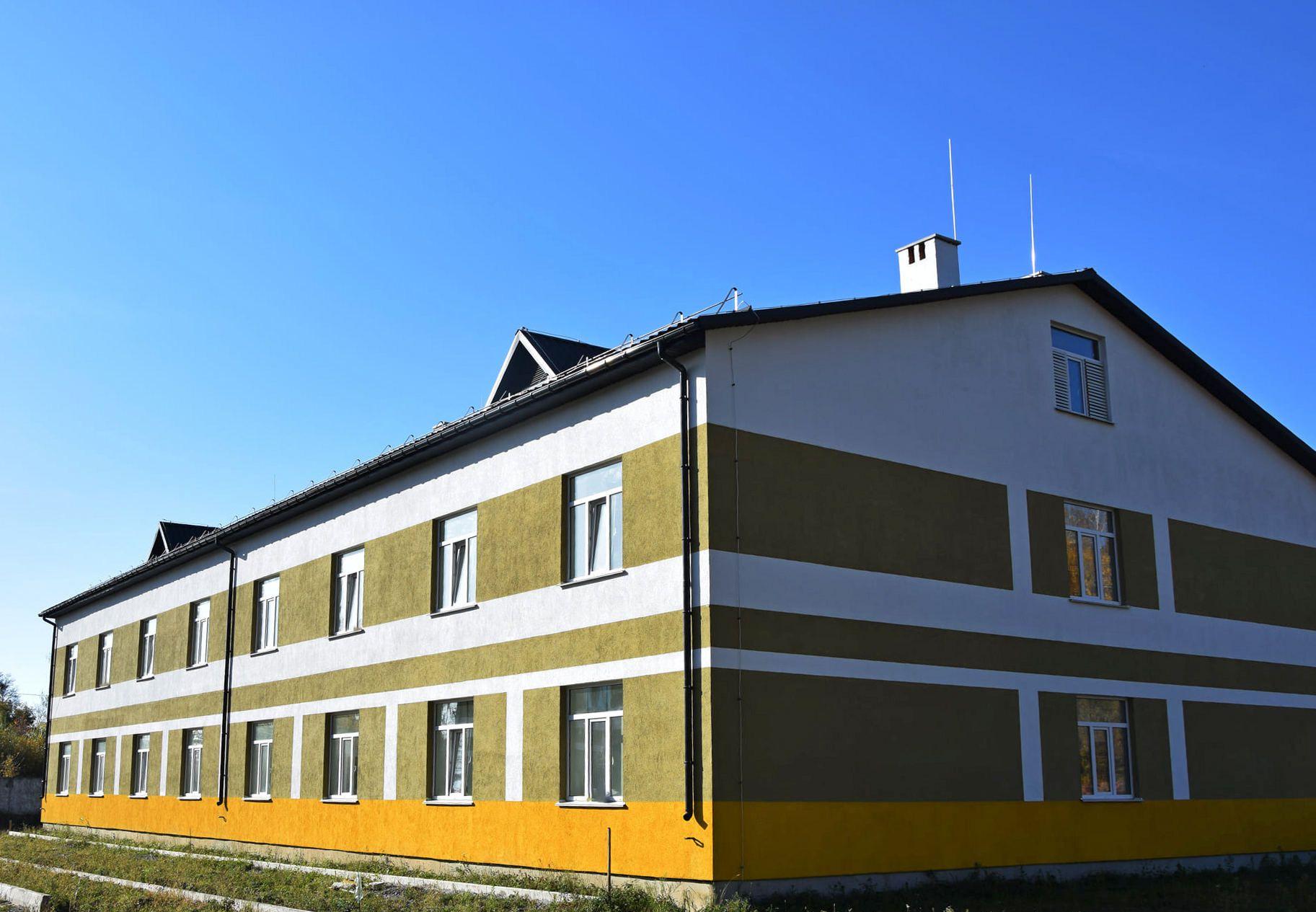 Комфортное жилье для 30-й бригады в Новограде-Волынском