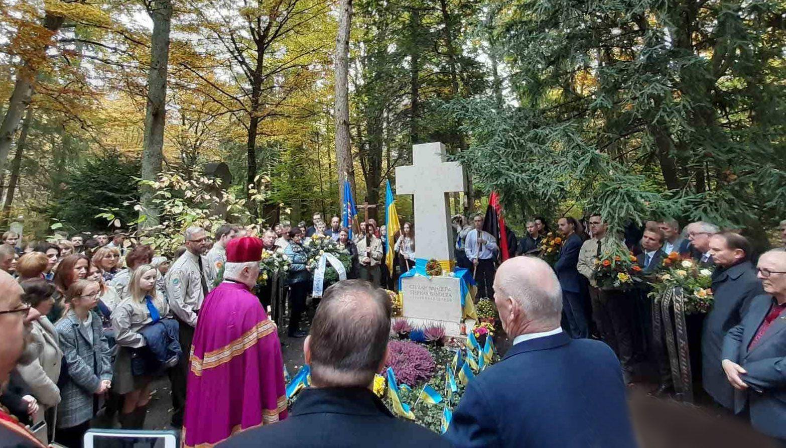 СУМівці вшанували пам'ять Степана Бандери