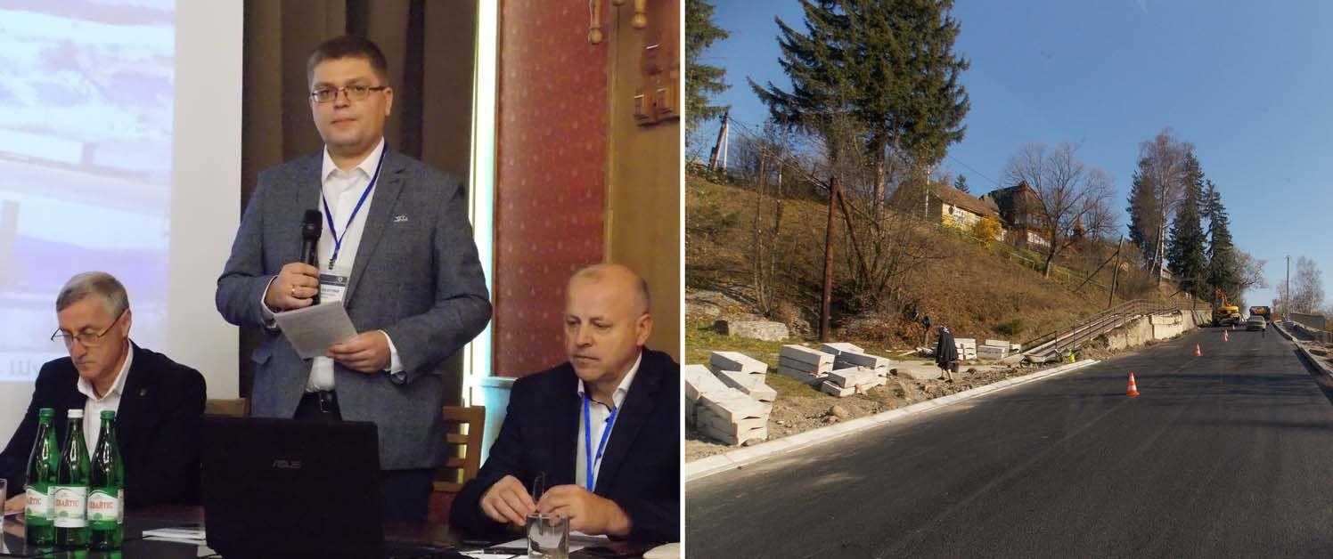 На Івано-Франківщині обговорили готовність до експлуатаційного утримання автодоріг у зимовий період