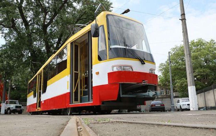 Придбання трамваїв в Одесі контролює ЄБРР