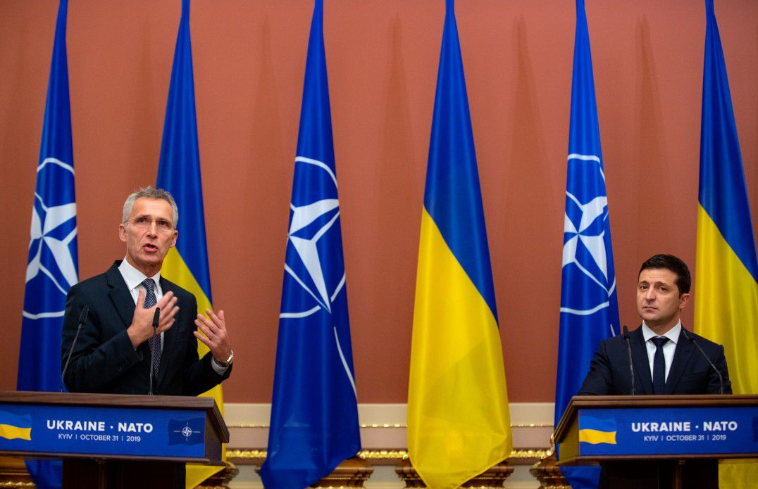 NATO initiates a renewal of relations with Ukraine