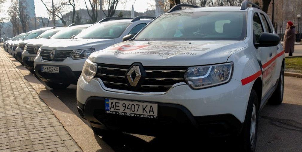 Сільські амбулаторії Сумщини оновлять автопарк