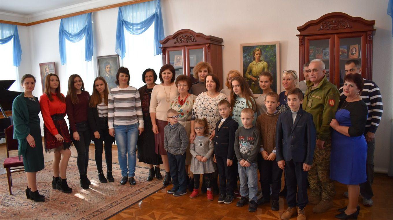 У Новограді-Волинському відсвяткували День усиновлення